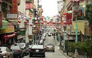 San Fransico, CA's Chinatown