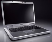 The first laptop made by Dell, the Inspiron 1501