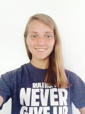Julie Wonch, Sophomore, Girls Varsity Track & Field (6.2)
