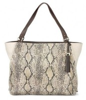 The Switch Bag, Natural Snake
