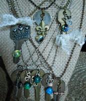 Vintage Key Treasures