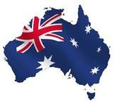 The Aborigines lived in Australia