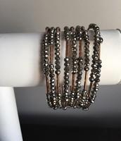 Sparkly Bardot Bracelet $29 SOLD