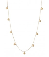 Demi Layering Necklace Gold