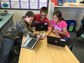 Using shopping ads to practice adding & multiplying decimals.