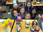 Play Dough Creations!