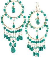 Azure Earrings $59 now 22 SOLD