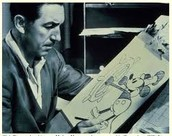The Sketching and Ideas of Mickey Mouse