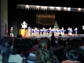 Christmas Program at Civic Center