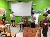 Middle School Genius Hour