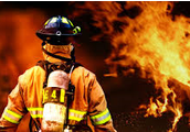 career out look/professional association related to firefighters