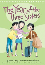 The Year of the Three Sisters by Andrea Cheng