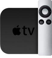 Apple TVs