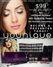 YOUNIQUE COSMETICS