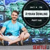 Kickoff Keynote with Aydian Dowling