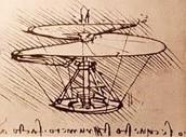 Leonardo Da Vinci's Arial Screw