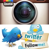 Follow the JHS on Twitter and Instagram