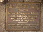 Alan Turing's Epitaph