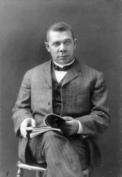 April 5, 1856 Booker T. Washington's Birthday