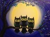 MIDNIGHT OWLS