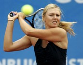 People with the same birthday- Maria Sharapova