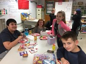 5th Grade Valentine's Party