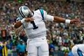 pro football player cam newton