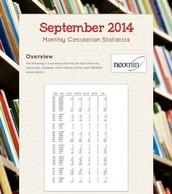 September 2014 Statistics