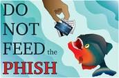 Do not feed the phish