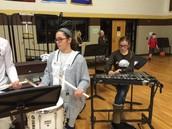 Drummer Mackenzie!