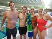 Neal, Daniel, Stephanie, Jenni