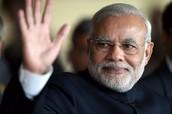 Prime Minister Narendra Damodardas