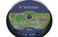 CD-RW 10UNIDADES POR SOLO 8,75