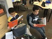 Partner Reading - Everyone Participates
