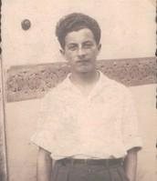 הלל הנער, בצ'רנוביץ באוקריינה