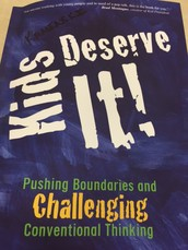 #KidsDeserveIt - Will BSE Push Boundaries and Challenge Conventional Thinking?
