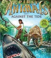 Spirit Animals Against the Tide by Tui T. Sutherland