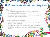 ILP- Individualized Learning Plan