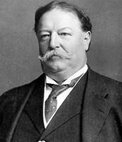 The big man William Howard Taft.