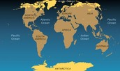 World Map (Locations)