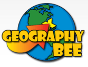 Geography Bee - Tuesday, Jan. 12th