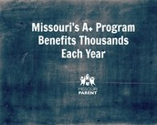 Students Interested in the Missouri A+ Scholarship!