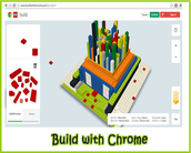 Build with Chrome - Virtual Legos