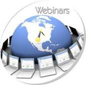 Monthly Webinars OR on-site Workshops!