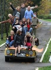 Carpooling HEADS-UP