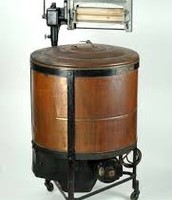 the first electri washing machine