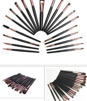 20Pcs Makeup Brushes Set Powder Eyeshadow Eyeliner Lip Cosmetic Brush Tool $9.99 free shipping
