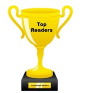 Top AR Readers: 2nd Six Weeks