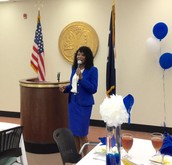 4th Annual Day in Blue Luncheon