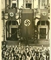 היטלר נואם בפני גרמנים אתנים, 4/10/1938